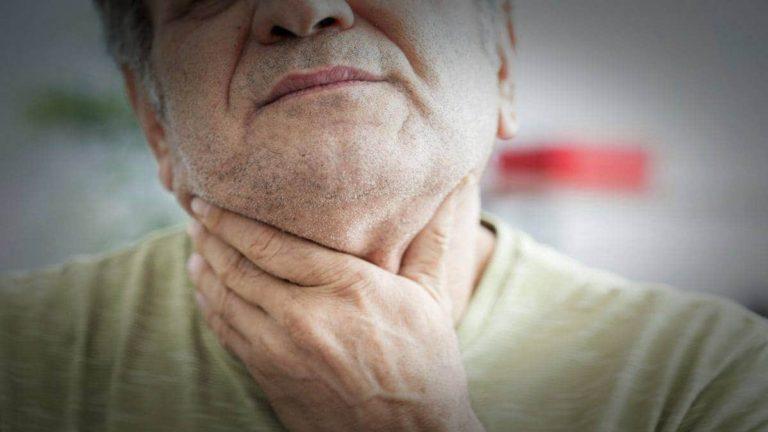 مشاكل صعوبات البلع عند مريض الزهايمر